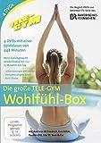 Die große Tele-Gym Wohlfühl-Box (4 DVDs)