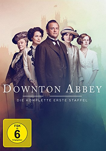 Downton Abbey Staffel 1 (3 DVDs)