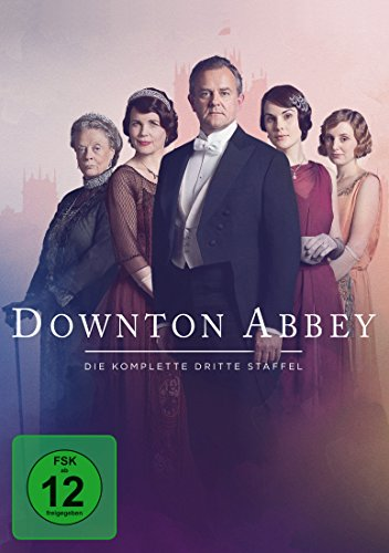 Downton Abbey Staffel 3 (4 DVDs)
