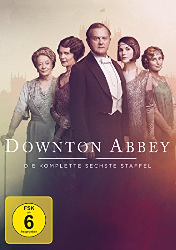 Downton Abbey Staffel 6 (4 DVDs)