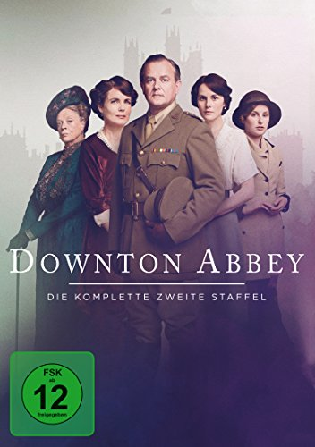 Downton Abbey Staffel 2 (4 DVDs)