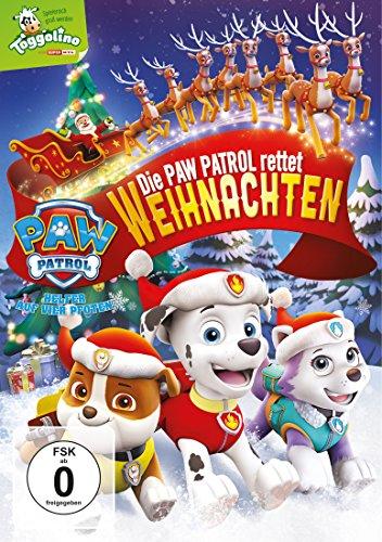 Paw Patrol - ... rettet Weihnachten
