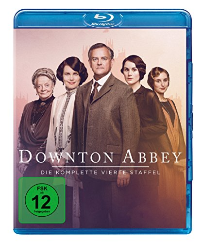 Downton Abbey Staffel 4 [Blu-ray]