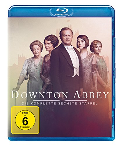 Downton Abbey - Staffel 6 [Blu-ray]