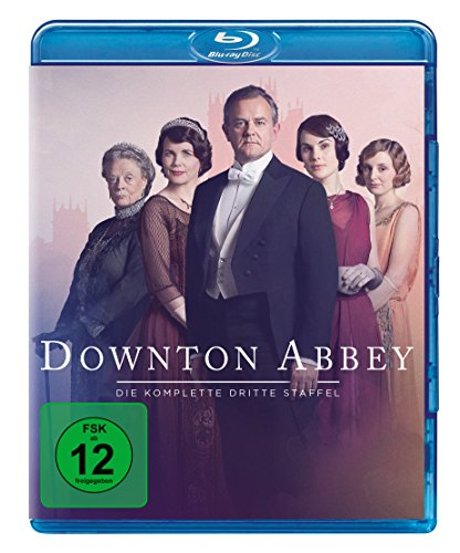 Downton Abbey Staffel 3 [Blu-ray]