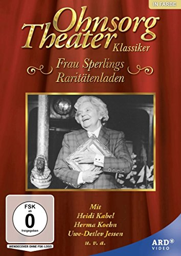 Ohnsorg Theater Klassiker: Frau Sperlings Raritätenladen