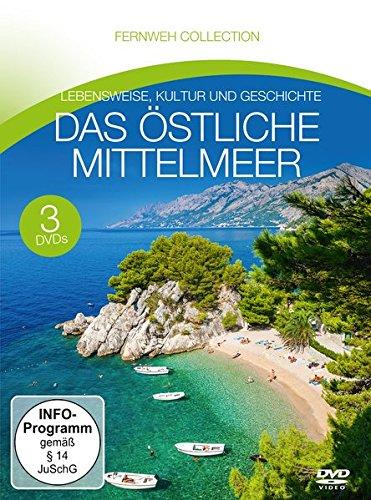 Fernweh Collection - Das östliche Mittelmeer (3 DVDs)
