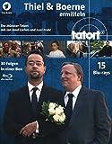 Tatort Münster - Thiel und Boerne ermitteln: Komplettbox [Blu-ray]