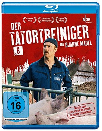 Der Tatortreiniger Staffel 6 [Blu-ray]