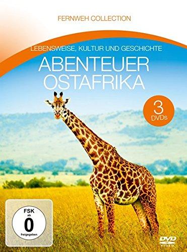 Fernweh Collection - Abenteuer Ostafrika (3 DVDs)
