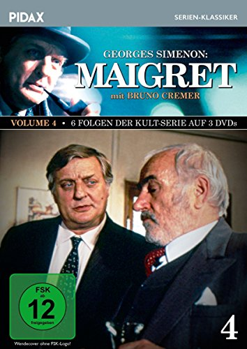 Maigret Vol. 4 (3 DVDs)