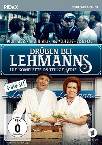 Drüben bei Lehmanns 4 DVDs