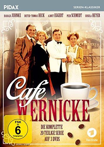 Café Wernicke 3 DVDs