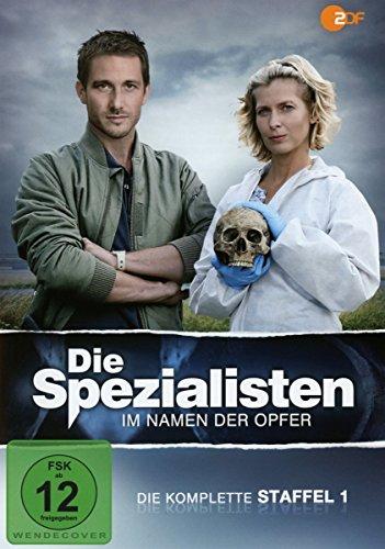 Die Spezialisten - Im Namen der Opfer: Staffel 1 (3 DVDs)