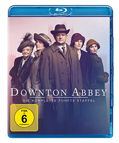 Downton Abbey Staffel 5 [Blu-ray]