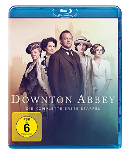 Downton Abbey Staffel 1 [Blu-ray]