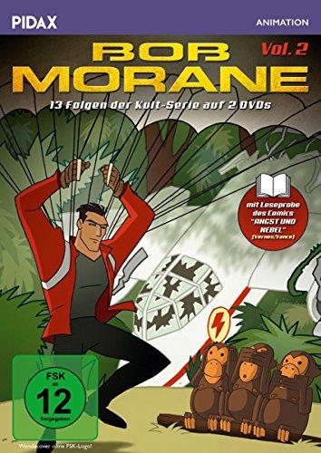 Bob Morane, Vol. 2 (2 DVDs)