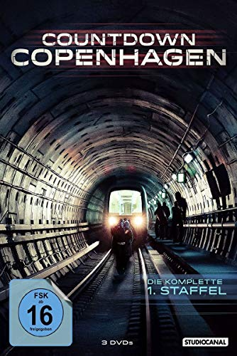 Countdown Copenhagen Staffel 1 (3 DVDs)
