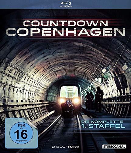 Countdown Copenhagen Staffel 1 [Blu-ray]
