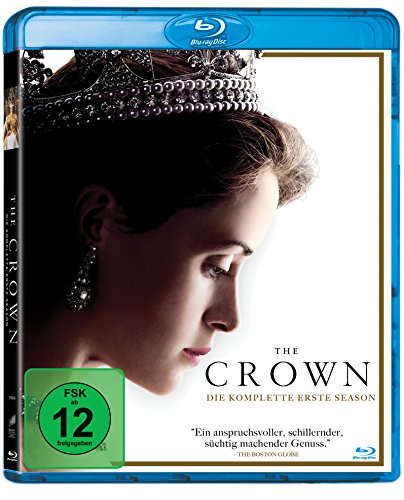 The Crown Staffel 1 [Blu-ray]