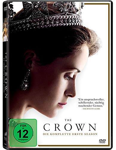 The Crown Staffel 1 (4 DVDs)