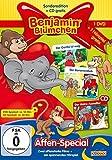 Benjamin Blümchen - Affen-Special (+ CD) (2 DVDs)