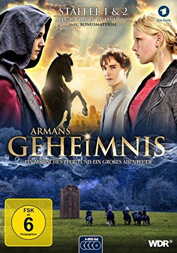 Armans Geheimnis Staffel 1+2 - Die Collection (4 DVDs)