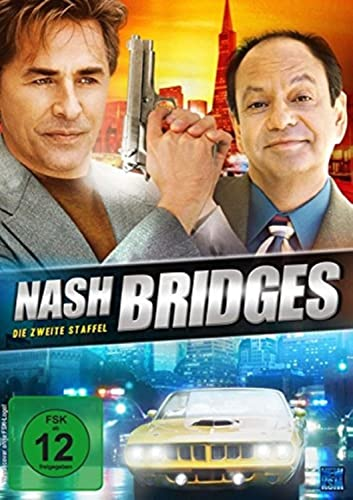 Nash Bridges Staffel 2 (6 DVDs)