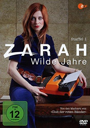 Zarah - Wilde Jahre: Staffel 1 (2 DVDs)