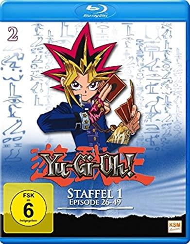 Yu-Gi-Oh! Staffel 1.2 (Episode 26-49) [Blu-ray]