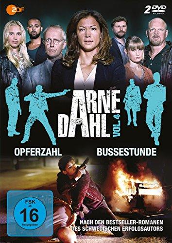 Arne Dahl, Vol. 4 (2 DVDs)