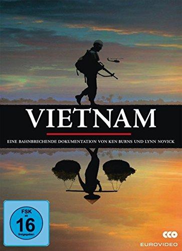 Vietnam 3 DVDs