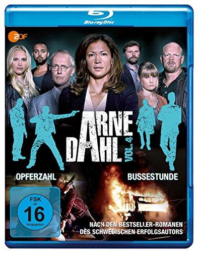Arne Dahl, Vol. 4 [Blu-ray]