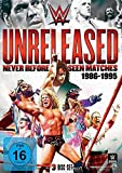 WWE - Unreleased - Never Before Seen Matches: 1986-1995 (3 DVDs)