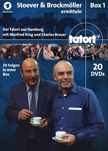 Tatort Kommissar Stoever Box (20 DVDs)