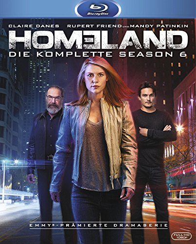 Homeland Season 6 [Blu-ray]