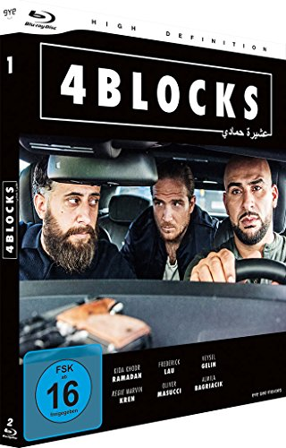 4 Blocks Staffel 1 [Blu-ray]