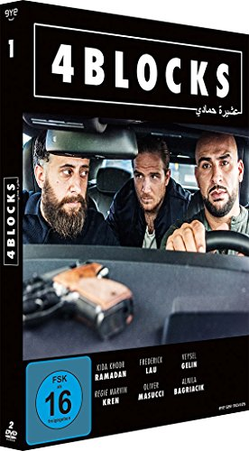 4 Blocks Staffel 1 (2 DVDs)