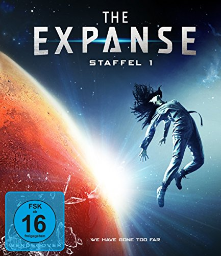 The Expanse Staffel 1 (Uncut) [Blu-ray]