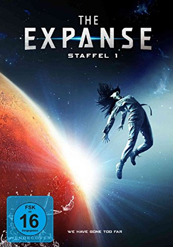 The Expanse Staffel 1 (Uncut) (3 DVDs)