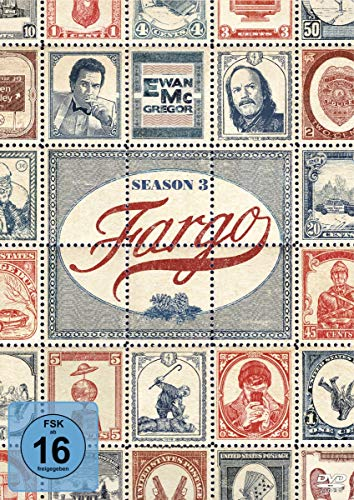 Fargo Season 3 (3 DVDs)