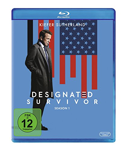 Designated Survivor Staffel 1 [Blu-ray]