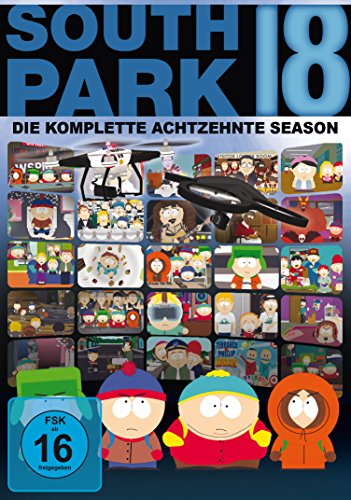 South Park Staffel 18 (2 DVDs)