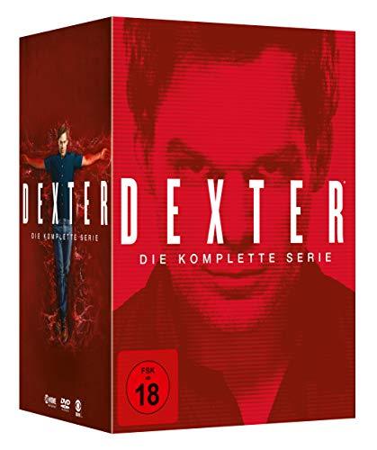Dexter Die komplette Serie (35 DVDs)