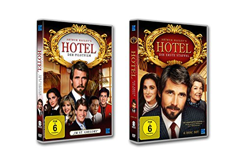 "Hotel Staffel 1 + Pilotfilm ""Im St. Gregory"" (7 DVDs)"