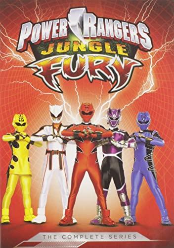 Power Rangers - Jungle Fury: