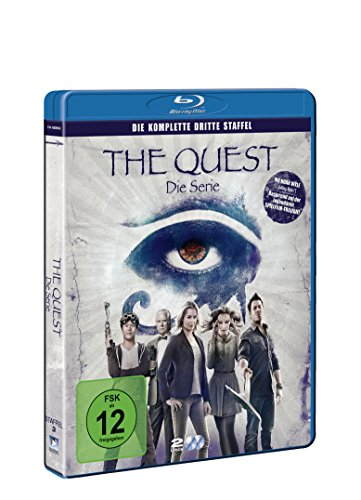 The Quest - Die Serie: Staffel 3 [Blu-ray]