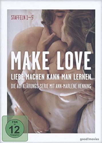 Make Love - Liebe machen kann man lernen: Staffel 1-5 (6 DVDs)