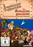 Die Weihnachtsgeschichte in einer Inszenierung der Augsburger Puppenkiste