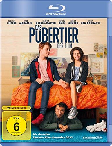 Das Pubertier Der Film [Blu-ray]
